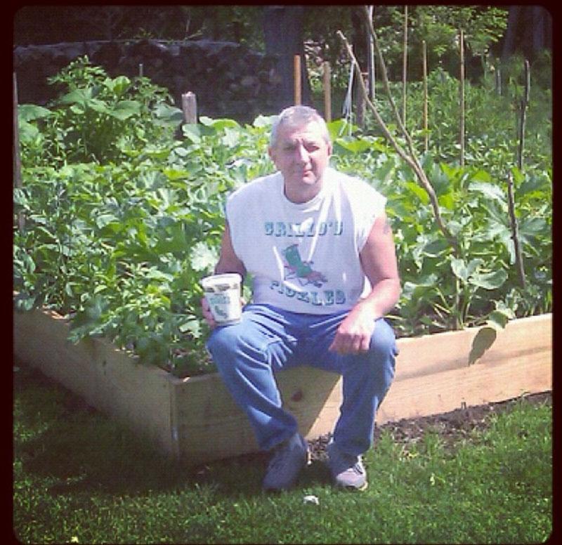Grillo's Pickles - The Garden