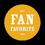 Grillo's - Fan Favorite